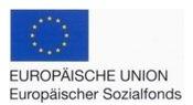 Investition in Ihre Zukunft – Gefördert durch das Ministerium für Infrastruktur und Landwirtschaft aus Mitteln des Europäischen Sozialfonds und des Landes Brandenburg.